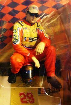 Tony Stewart McFarlane Series 1 Nascar Action Figure 2003