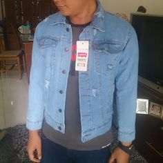 This is rippes jacket levis..made by order ..pre order 5days more info 081281260290/ line shegymutya26