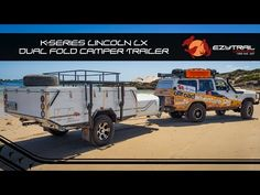 Lincoln LX Off Road Hard Floor Camper Trailer for sale in Nationwide