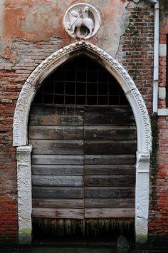 Canal door... Venice