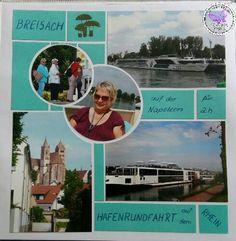Hafenrundfahrt in Breisach am Rhein