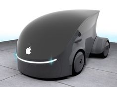 Apple Car Concept Shark