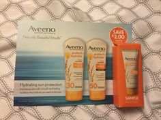 Aveno protect and hydrate