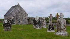 Irlande, Clonmacnoise