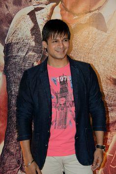 "Vivek Oberoi at ""ZILLA GAZIABAAD"" Movie Premiere."