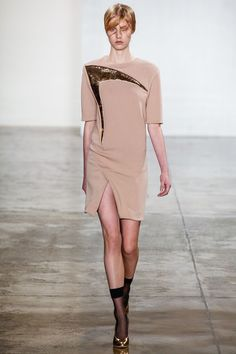 Louise Goldin Spring 2013 Ready-to-Wear Collection Slideshow on Style.com