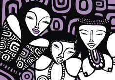 O multicolorismo de Joana Lira | Criatives | Blog Design, Inspirações, Tutoriais, Web Design