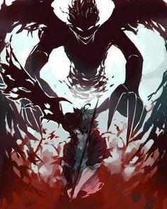 What are the Pros and Cons of Black Clover becoming a famous Anime? - What are the Pros and Cons of Black Clover becoming a famous Anime? Shiro Anime, Manga Anime, Anime Boys, Dark Anime Guys, Otaku Anime, Manga Art, Dark Fantasy, Fantasy Art, Demon Manga