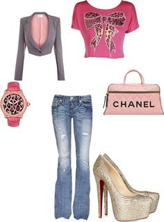 """""""Shop in Style"""" by mandeeelle on Polyvore"""
