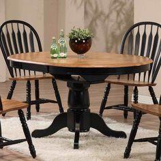 Captivating ECI Missouri Pedestal Dining Table   ECI209 Photo