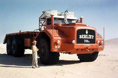Berliet T100 n°1 Sahara
