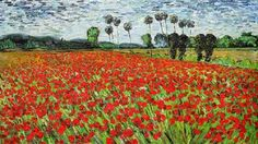 """harryptter: """" The Houses + Van Gogh Paintings The Vincent Van Gogh paintings I most associate with each house """" Sea Of Poppies, Political Junkie, Van Gogh Paintings, Right Brain, You Can Do Anything, Never Too Late, Tree Lighting, Vincent Van Gogh, Beautiful Paintings"""