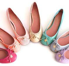 Care Bears ballet flats from Ann'S in Taiwan!