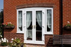 Pinterest the world s catalogue of ideas for Reclaimed upvc french doors
