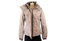 Trendige Jacke von Trends, Fashion Online, Raincoat, Leather Jacket, Shopping, Fashion Styles, Jackets, Rain Jacket, Studded Leather Jacket