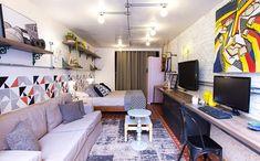 Transforme a garagem da casa em um quarto a mais para acomodar a família - Decora - GNT