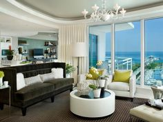 Modern Miami with Cuban influence