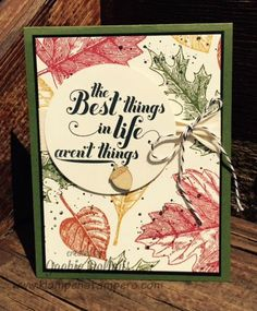 Klompen Stampers (Stampin' Up! Demonstrator Jackie Bolhuis): NO......I don't want summer to be over!