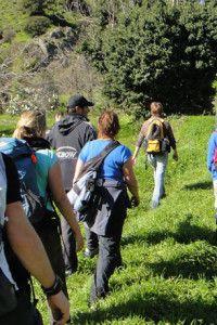 Kalami Crete Walking