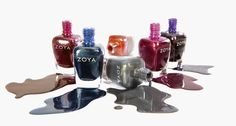 ZOYA Fall 2014 Ignite Collection, Press Release | Nails Beautiqued