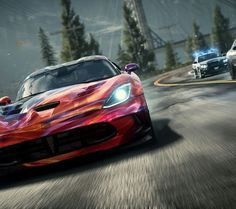 Need For Speed Most Wanted My Favorite Game To Play