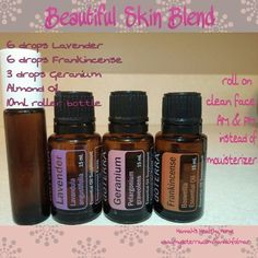 Struggling With Complexion Issues? These Ideas Can Help! – Aromatherapy 4 Mom – Jo T. Essential Oils For Headaches, Essential Oils For Skin, Essential Oil Blends, Coconut Oil For Skin, Organic Coconut Oil, Roller Bottle Recipes, Doterra Essential Oils, Doterra Blends, Frankincense Essential Oil