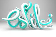 Typography Mania #198 | Abduzeedo Design Inspiration