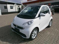 Smart Fortwo 800 40 kW passion cdi Servosterzo a 11.300 Euro | City car | 1 km | Diesel | 40 Kw (54 Cv) | 08/2012