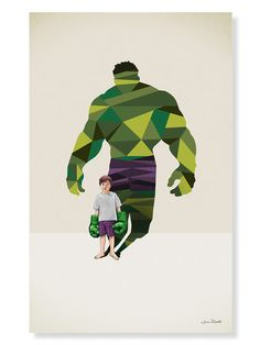 Green Tantrum by Jason Ratliff (Canvas) by Curioos at Gilt