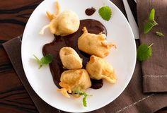 Heiße Banane mit Schokoladensauce   Einfach Lecker - Rezeptideen für jeden Tag