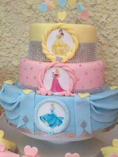 51 Best Princess Cakes Inspiration Images Bakken