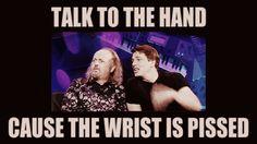 John Barrowman is so funny!