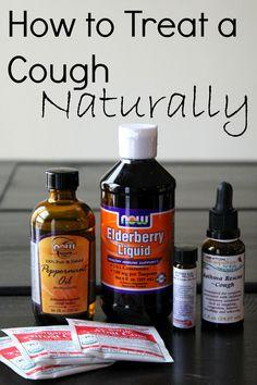 natural cough treatment, treat a cough with tea