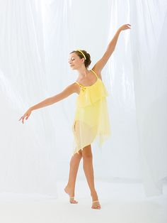 Chasing the Sun | Revolution Dancewear 2015 Costume Collection