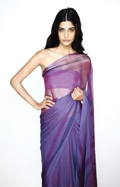 Luxury French brand Hermès has created a line of limited edition saris to tap into the Indian market.