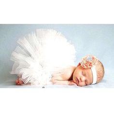 Newborn Photography Prop - Tutu