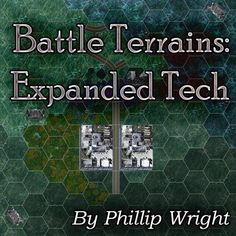 A set of art assets for allowing giant robot war games to be played on Virtual TableTops.