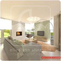 ontwerp Moroccan backsplash : bijkeuken (deels voormalige keuken) ontwerp verbouwing woonhuis ...