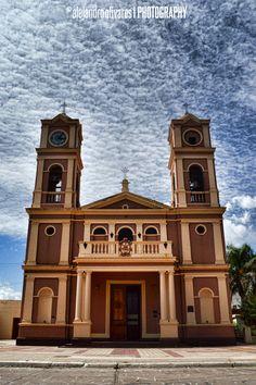 Iglesia, ciudad de Leones - Cordoba, Argentina. #Catedral #Church #God