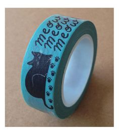 Love My Tapes Washi Tape 0.5''x10 yds-Meow
