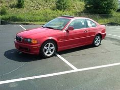 Cool Amazing 2003 BMW 3-Series -- 2003 BMW 325CI  114256 Miles Bright Red 2017/2018