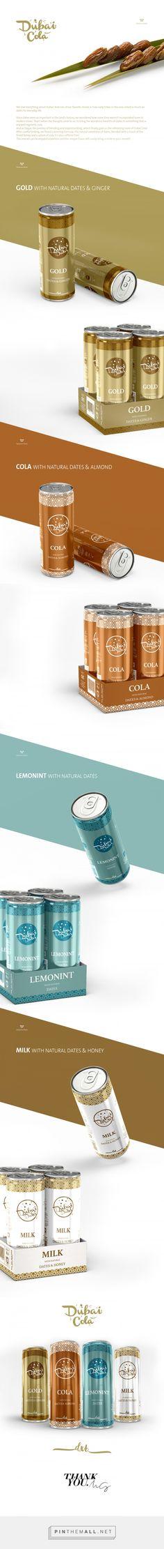 DUBAI DATES by Mostafa Abdel Meguied. Source: Behance. #SFields99 #packaging #design #inspiration #branding #drinks #dates #innovation
