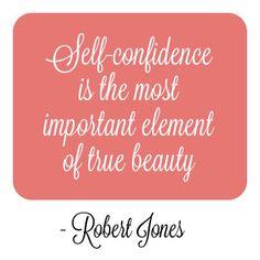 Happy Wednesday BH Beauties!  We love this inspirational quote by makeup artist Robert Jones.