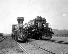 The William Crooks was the first steam locomotive to run in Minnesota and is one of the few Civil War era locomotives still in existence. The locomotive was constructed in 1861 and eventually became part of the Great Northern Railway. It was named for William Crooks, Chief Mechanical Engineer of the St. Paul and Pacific Railroad (Great Northern's predecessor line).