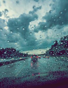 Rainy Road