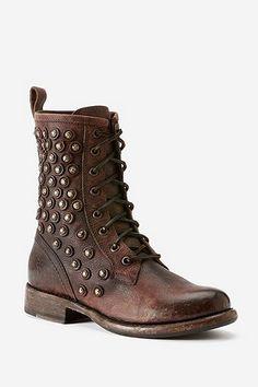 Frye Jenna Lace-Up Boot
