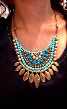 Necklace Boho chic