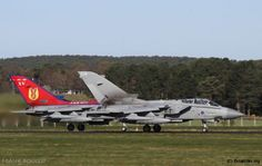 Planes of the XV Sqn and the 12 Sqn, the latter reformed in Marham following the 'surge' against ISIS