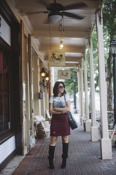Loft skirt for Fall,