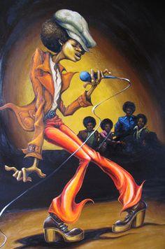 "Frank Morrison, ""Jackson 5""."